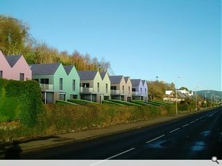 Fyne Homes shows style in Argyll