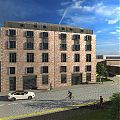 Fresh apartment bid made to transform B-listed Dundee flax mill