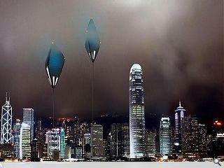 Samsung fly a kite for future travel