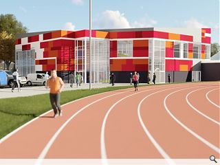 Preparatory works underway for Dundee sport hub
