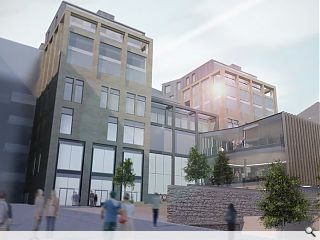 St Andrew's Hall extension given go-ahead