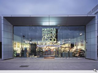 Reid Architecture complete Livingston store for M&S