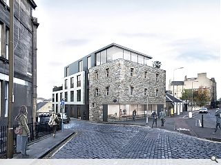 ISA spearhead new Canonmills homes