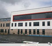 Energy efficiency was a key requirement for the sustainably built school