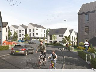 Regeneration of Dundee's Mill o' Mains to complete