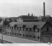 Drybrough Brewery is the sole survivor of seven breweries which once occupied the area