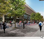 The Sauchiehall Precinct between Rose Street and Buchanan Street is also due an overhaul