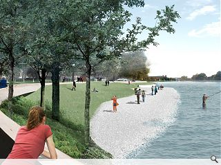 Highland Council push River Ness amphitheatre concept