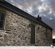 The stone walled, slate roofed dwelling has been fully modernised