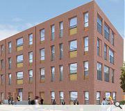 Higher density tenement style properties will reinforce the primary streetscapes