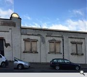 The homes are earmarked for the site of a former drill hall