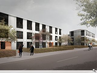 Garscadden Primary site to serve as a model for off-site construction