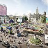 George Square to serve as Glasgow 2018 hub