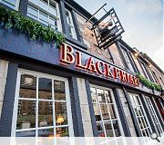 The newly renovated Blackfriars offers a taste of what to expect. Photo by Paul Campbell