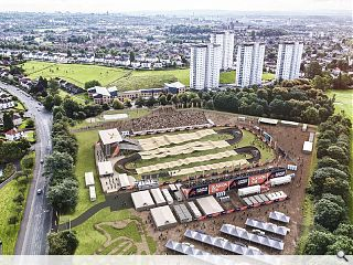 £3.7m Knightswood BMX facility on track for European Championships