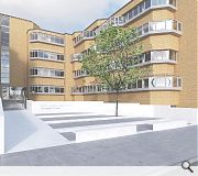 EExternal interventions will be limited to the introduction of new windows and landscaping