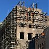 Mackintosh Building gable stabilisation efforts conclude