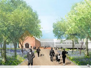 Consent given for comprehensive refurbishment of Glasgow's Burrell Collection