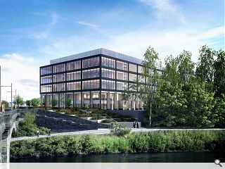 Morgan Sindall appointed to build speculative Glasgow office block