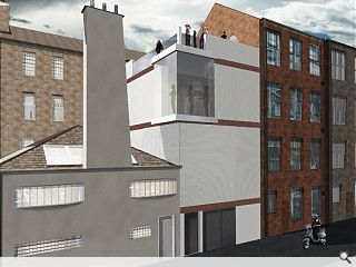 Willow Tearooms extension to give new lease of life to Mackintosh masterpiece