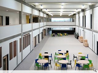 Brechin Community Campus welcomes first pupils