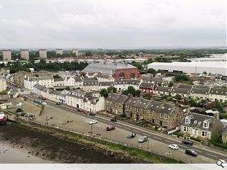 Irvine pins hopes on 'Great Harbour' tourism masterplan