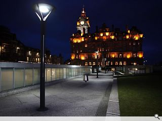 Dialight delight as LED lighting put on trial