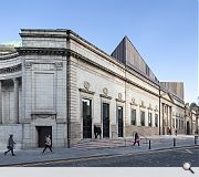 Aberdeen Art Gallery by Hoskins Architects for Aberdeen City Council