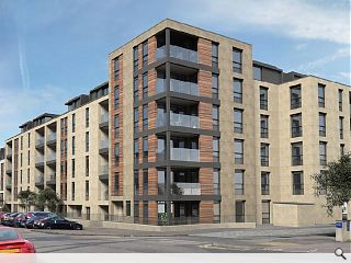 Edinburgh offices to homes scheme moves forward