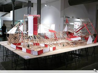 Future Denny Lighthouse exhibition concludes