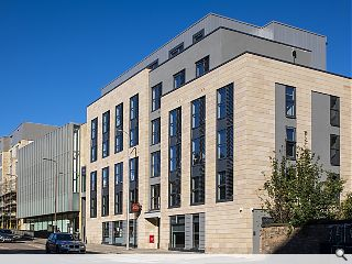 Potterow student accommodation completes