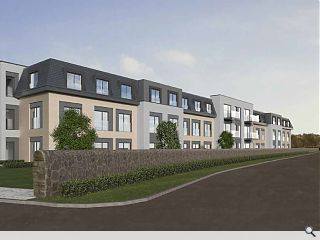 Dockyard care home to rise in Broughty Ferry