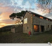 WT Architecture were recognised for their 'durable' Peebles Steading home