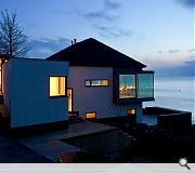 Cape Cove, Shore Road, Helensburgh (Cameron Webster Architects)