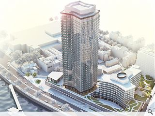 McAslan & Partners secure consent for Millbank Tower overhaul