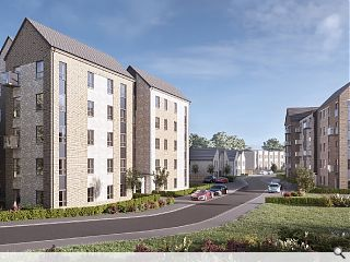 CCG return to private sector housing at Pollokshaws
