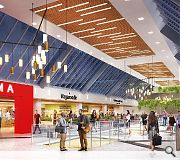 The new look centre will be modernised both inside and out
