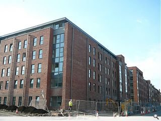 Yorkhill student residences reach external completion