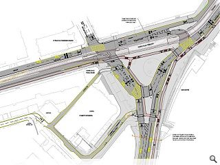 Picardy Place junction configuration finalised