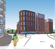 A spate of student housing schemes have emerged for the Partick/Finnieston area in recent years