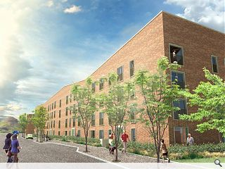 7N Architects detail Portobello affordable homes