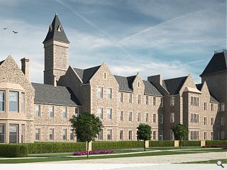 Inverness hospital restoration goes before Highland planners