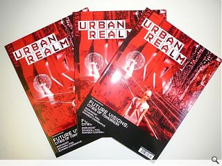Urban Realm vol.5 – out now
