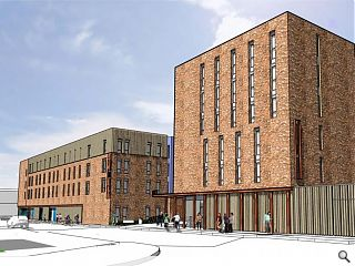 Funding finalised for latest Townhead student build