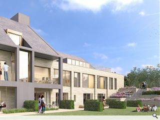 Prince & Princess of Wales Hospice to move on-site