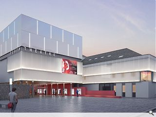 Revised Perth Theatre designs submitted for planning