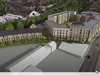 Barratt secure approval for 115 Leith homes