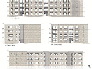 28 flats on the cards for East Kilbride town centre