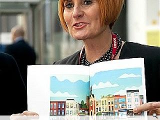 Mary Portas publishes blueprint for High Street renewal