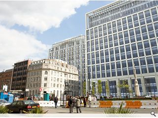 Squire & Partners submit Manchester office plans